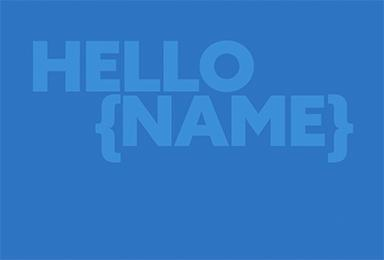 Hello Name Teaser