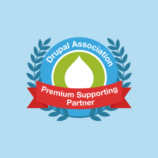 drupal association premium supporting partner
