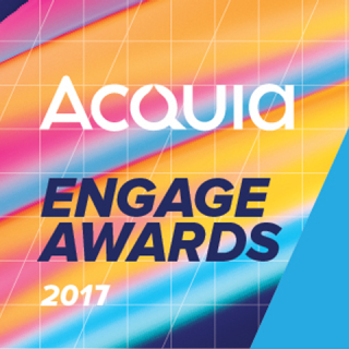 Acquia Engage Winner 2017